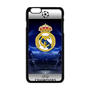 Champions League Fashion Comstom Plastic case cover For Iphone 6 Plus