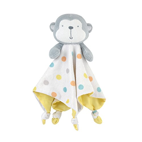 Gerber Security Blanket, Monkey (Baby Comfort Toy)