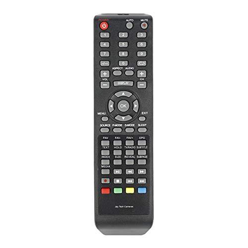 (Calvas New remote control for jtc rolsen majestic LCD TV PDVB82151 JTC-K78 JTV821D TV824D JTC19C JTC821D JTC824LED controller - (Color:)