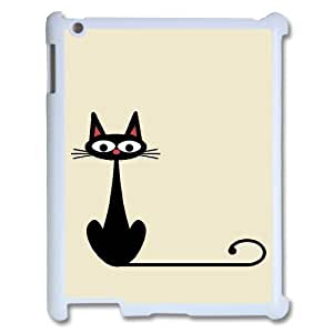 Custom New Cover Case for Ipad 2,3,4, Cute Cats Phone Case - HL-R634896
