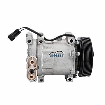A/C compresor embrague Dakota para Dodge Ram 1500 2500 3500 4000 Durango 94 - 02: Amazon.es: Coche y moto