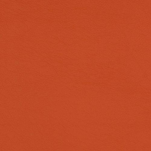 Plastex Marine Vinyl Orange Fabric by The ()