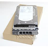Dell Compatible 500GB 7.2K 6Gb/s 3.5 SAS HD -Mfg# 6VNCJ (Comes with Drive and Tray)
