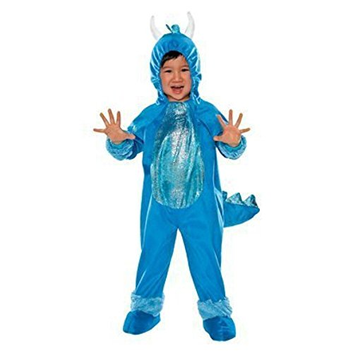 Infant Blue Monster Costume - 12-24 (Target Baby Costumes)