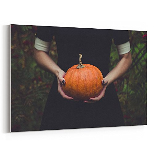 Westlake Art Close-Up Food - Canvas Print Wall Art - By Canvas Stretched Gallery Wrap Modern Picture Photography Artwork - Ready to Hang 12x18 Inch (Halloween Party October 31 2017)