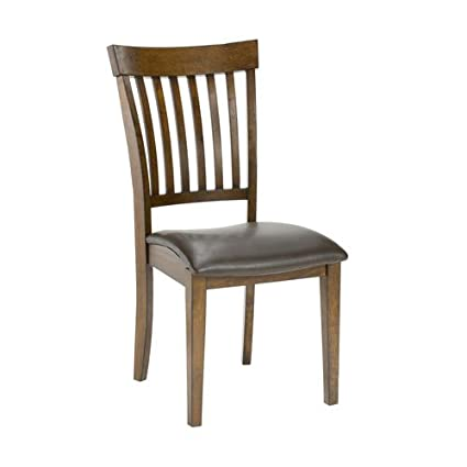 Merveilleux Hillsdale Arbor Hill Dining Chairs, Colonial Chestnut, Set Of 2