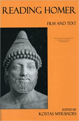 Book Reading Homer: Film and Text