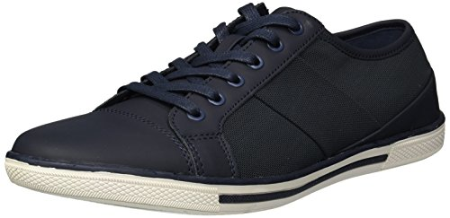 Unlisted by Kenneth Cole Men's Crown Sneaker, Navy, 9.5 M US