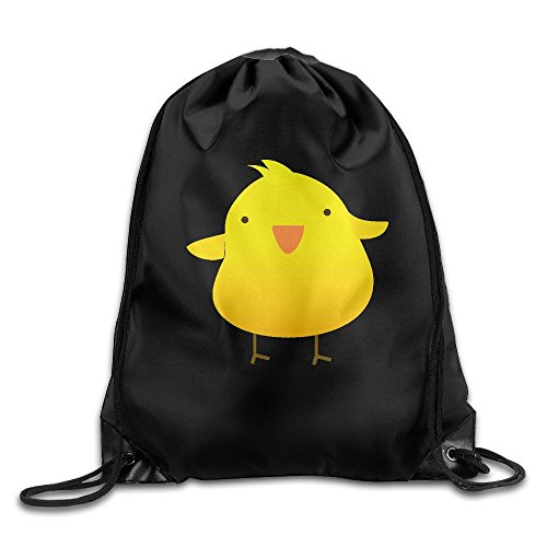 2018 A Yellow Chicken Drawstring Bags Mountain Backpack Sport Bag For Men & Women