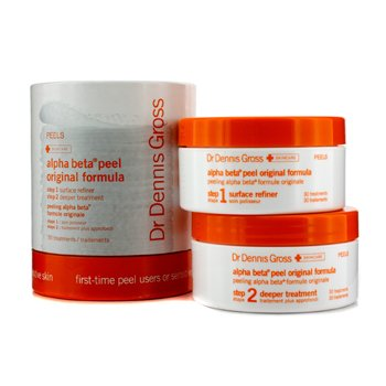 Alpha Beta Peel - Original Formula (For Sensitive Skin; Jar) - 30 Treatments