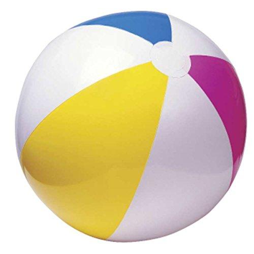 Intex 12 Pack Economy 24'' Beach Ball (Pack of 12) by Intex