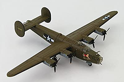 Hobby Master HA9106, B-24D Liberator, 1:144 Die Cast, Model, She'Asta, 530th BS, 380th BG, 5th Air Force, 1943 by Military Aircraft