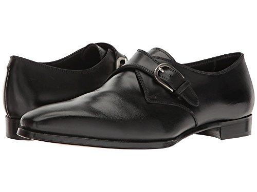 gravati-mens-plain-toe-single-monk-black-shoe