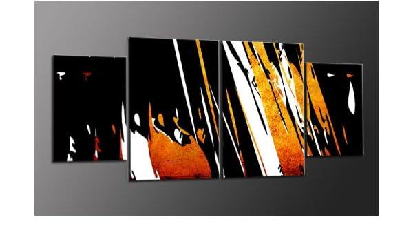 Top imagen sobre lienzo 4 imágenes Art de referencia m41955 Colour Style moderna imágenes enmarcado sobre auténtico bastidor. Enmarcado como imagen sobre Marco. Menos Que Pintura al óleo Póster Cartel con marco