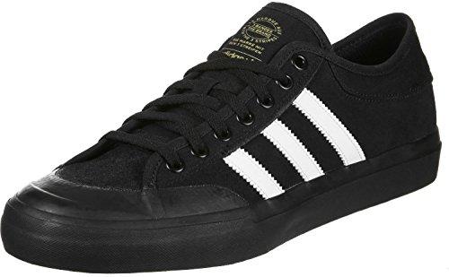 adidas Matchcourt, Zapatillas de Deporte Para Niños Negro (Negbas/Ftwbla/Gum4 000)
