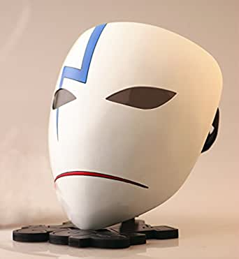 Gmasking Darker Than Black Hei Lee Cosplay Mask Collection Scale 1:1 Replica (Crack)