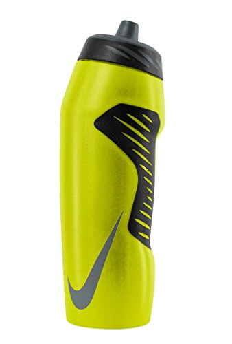 Nike Hyper Fuel Water Bottle 32 oz (Volt/Black/Anthracite, OneSize)