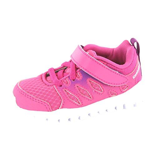 Bb aubergine 0 Alt Pink Realflex Train blanc Rose 4 charged Mixte Reebok Baskets BW0qOWc