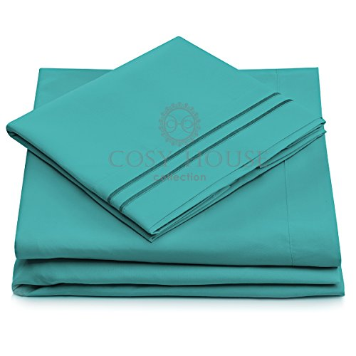 Cosy House Luxury Bed Sheets Set Of