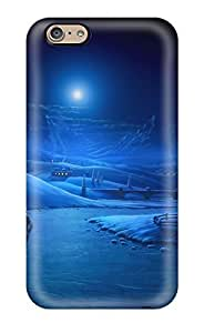 New Arrival Case Cover With BVypGym7901QVFZs Design For Iphone 6- Moonlight Walk