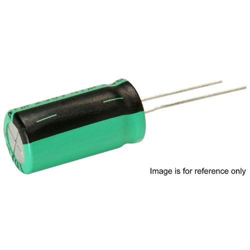 22uF 50V High Temp Radial Capacitor