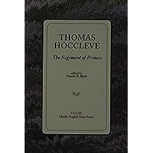 Thomas Hoccleve:  The Regiment of Princes