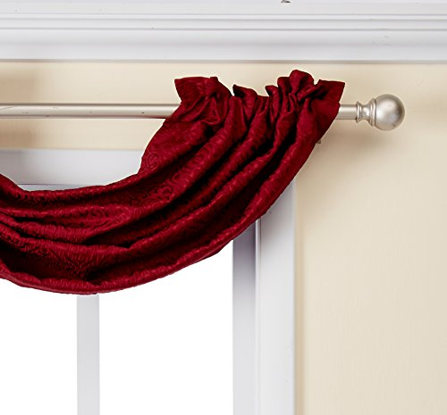 (Five Queens Court Sutherland Waterfall Toga Valance, 39