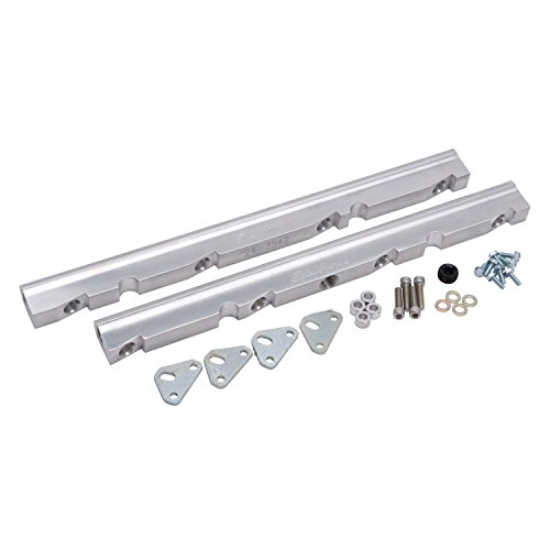 Edelbrock 3628 Victor Series Fuel Rail Kit; For Use w/PN[2945/3821/7123]; ()