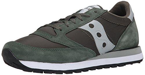 Saucony Jazz Originele Mannen Herren Sneakers Verde