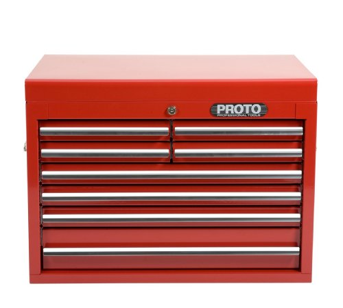 Stanley Proto J442719-8RD 440SS 27-Inch Top Chest, 8 Drawer,