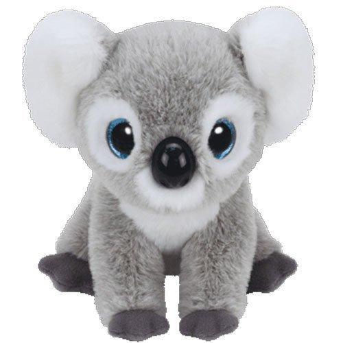 Ty Original Beanies Kookoo the Koala - 6 by (Small Koala)