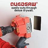 QUADSAW square hole cutter drill