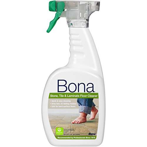 Laminate Countertop Cleaner - Bona Stone, Tile & Laminate Floor Cleaner Spray, 32 oz.