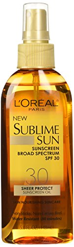 LOreal Paris Sublime Sunscreen Spectrum