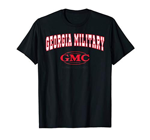 Georgia Military College Prep School Bulldogs T-Shirt C2