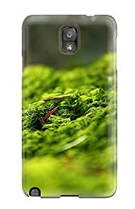 Slim Fit Tpu Protector Shock Absorbent Bumper Forest Springtime Case For Galaxy Note 3
