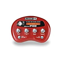 Line 6 Portable Amplifier Modeler with 18 FX