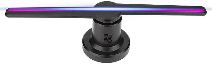 Máquina de Publicidad 3D 384LED Cuentas de lámpara WiFi 16G ...