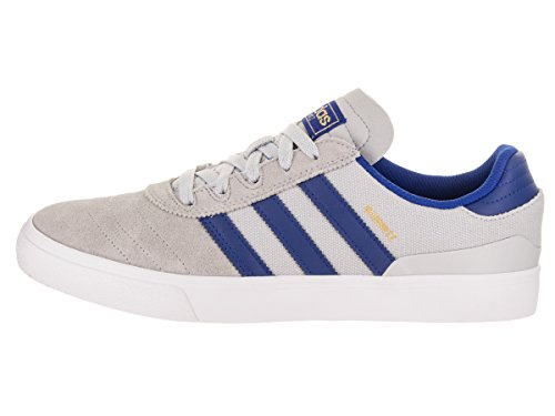 adidas Originals Men's Busenitz Vulc Fashion Sneaker Light Grey Heather Solid Grey/Collegiate Royal/Footwear White clearance online official site outlet with credit card really A5kOo