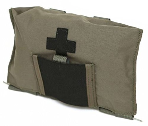 LBX TACTICAL Med Kit Blow-Out Pouch (Ranger Green)