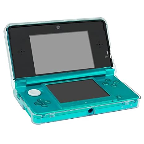 Funda Carcasa Cristal Para Nintendo 3DS,Transparente: Amazon ...