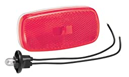 Bargman Lights 3159001 #59 Red Clearance Light