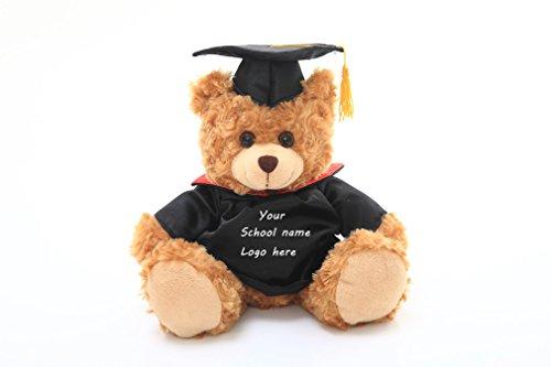 Plushland Plush Teddy Bear - Mocha Color For