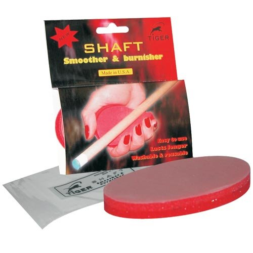 Shaft Cues SPSMBRN Shaft Products Tiger Ssmoother and Burnisher
