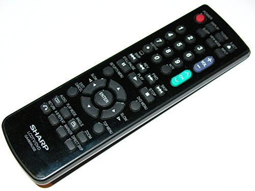 Sharp GA480WJSB OEM Remote Control