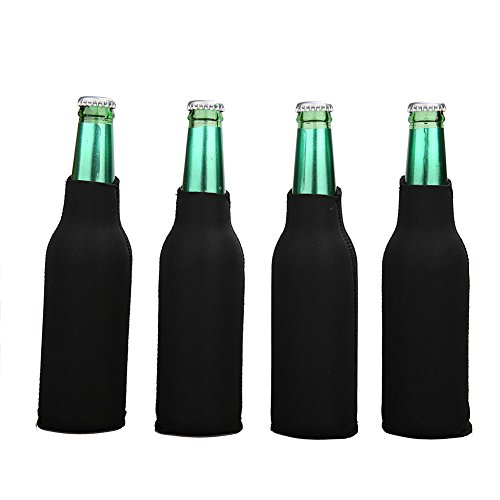 Living Collapsible Neoprene Bottle Insulator product image