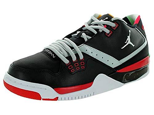 Nike Air Jordan Flight 23 Mens Black/White/Grey Mist/University Red 317820-015 Size - 23 Shoe Flight Basketball
