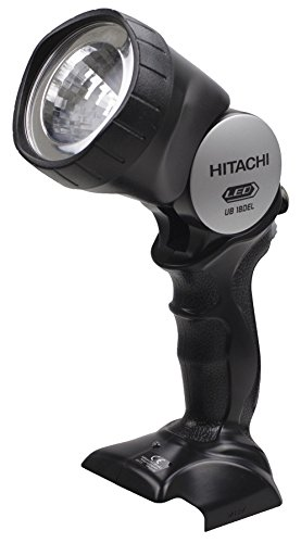 Hitachi UB18DEL 18-Volt Cordless LED Flashlight (Tool Only, No Battery)