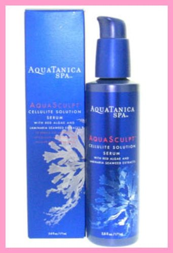 - Bath & Body Works Aquatanica Spa Aquasculpt Cellulite Solution Serum