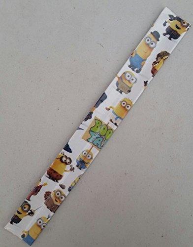 50 Minions Slap Bracelet fifty bulk pieces pack